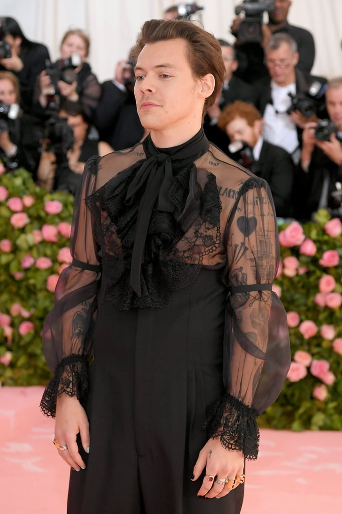 Harry Styles Met Gala Nails 2019