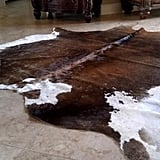 A-STAR Genuine Cowhides Brown And White Real Cowhide Rug ($372.33)
