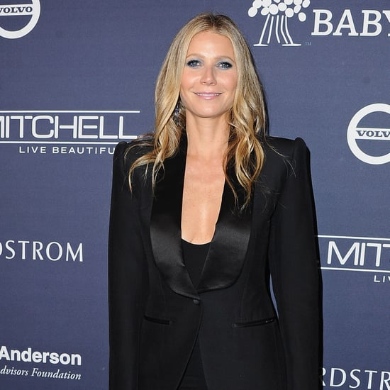 Gwyneth Paltrow Had Some Thoughts About Tom Hardy's Super Bowl Peacoat