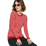 POPSUGAR at Kohl's collection Striped Puff-Sleeve Sweater