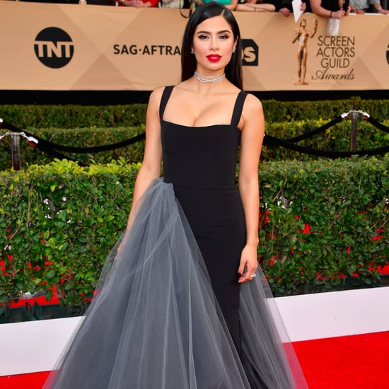Diane Guerrero at the 2017 SAG Awards