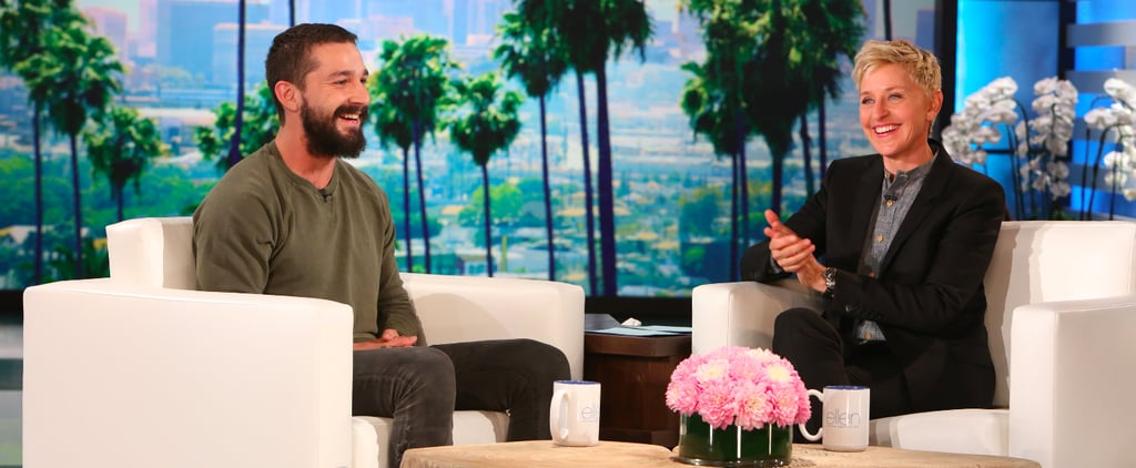 "Shia LaBeouf Gets Real About His Recent ""Hiccups"""