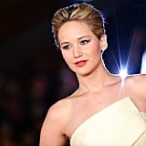 Jennifer Lawrence's Slicked-Back Pixie