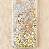 Glitter Time iPhone 6/6S Case ($20)