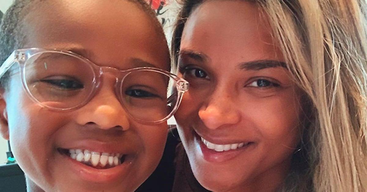 Ciara compartilha mensagem para seu filho em meio a protestos de George Floyd 33