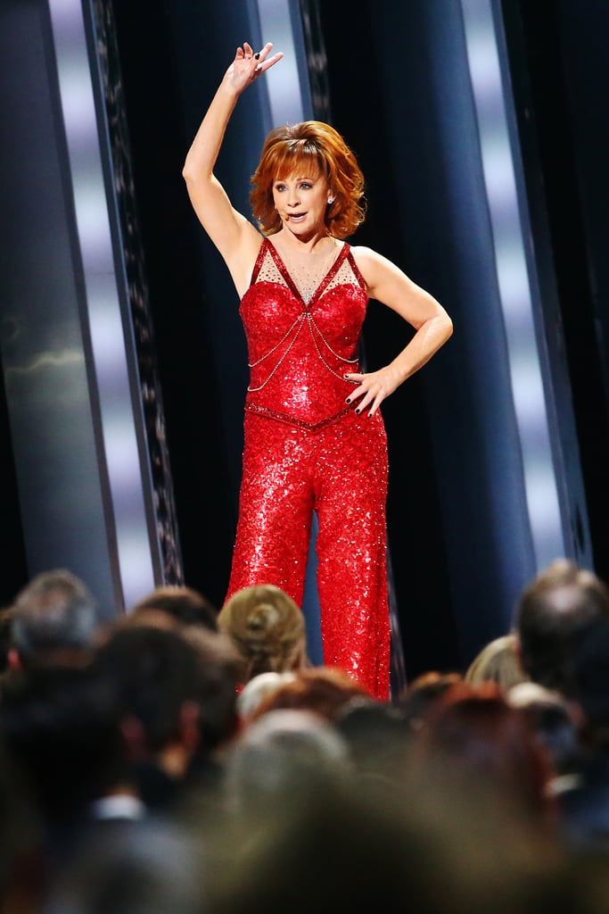 Reba McEntire at the 2019 CMA Awards