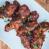 Mole Chicken Wings