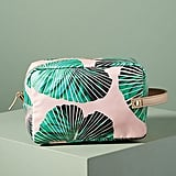Anthropologie May Flowers Cosmetic Case