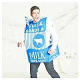 Adult Milk Carton Costume