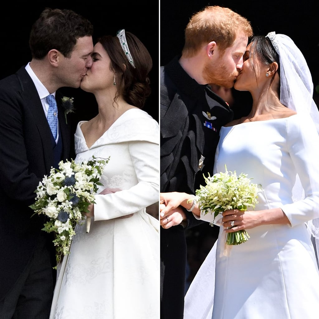 Prince Harry With Princess Eugenie Pictures at Her Wedding