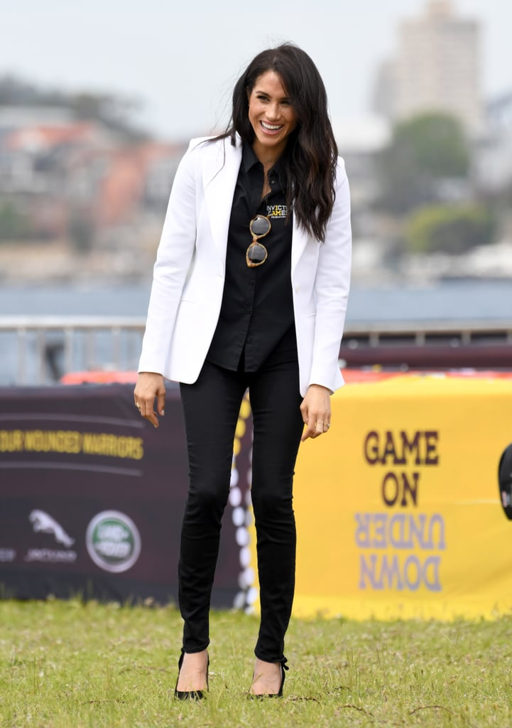 Meghan Markle Casual Royal Style
