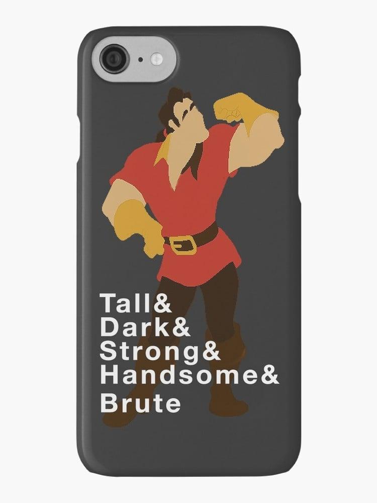 Gaston Phone Case