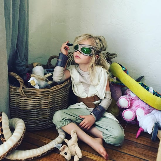 James Van Der Beek's Star Wars Day Instagram About Daughter