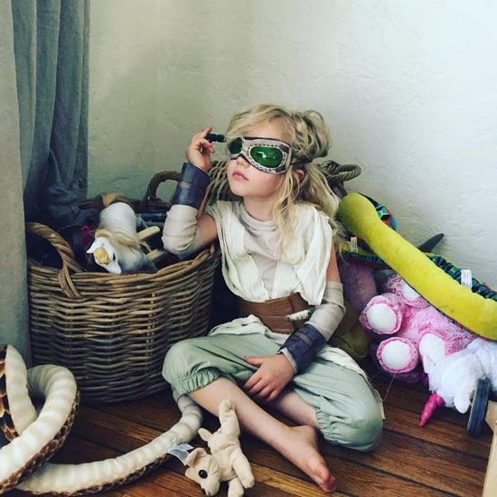 James Van Der Beek's Star Wars Day Instagram About Daughter