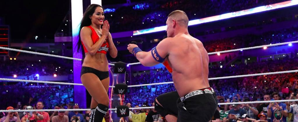 John Cena's Proposal to Nikki Bella Is Worthy of a Championship Belt