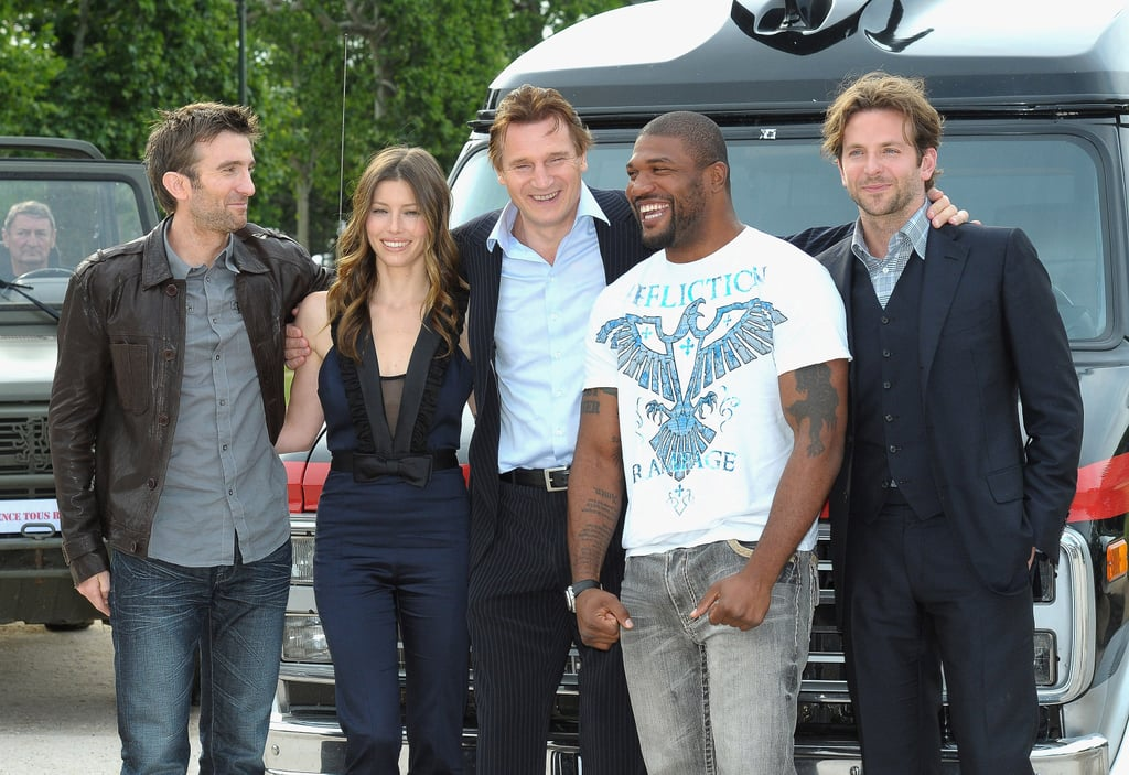 Pictures of Ateam Premiere