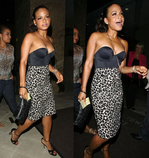 Celebrity Style: Christina Milian
