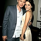 Chad Michael Murray and Sophia Bush — 5 Months
