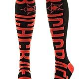 American Horror Story Coven Btchcraft Womens Knee High Socks