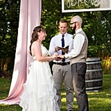 Wedding Vow Pictures