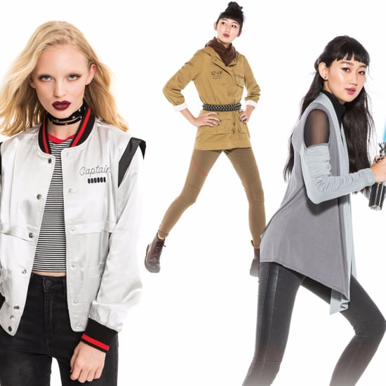 Star Wars The Last Jedi Hot Topic Clothing Line
