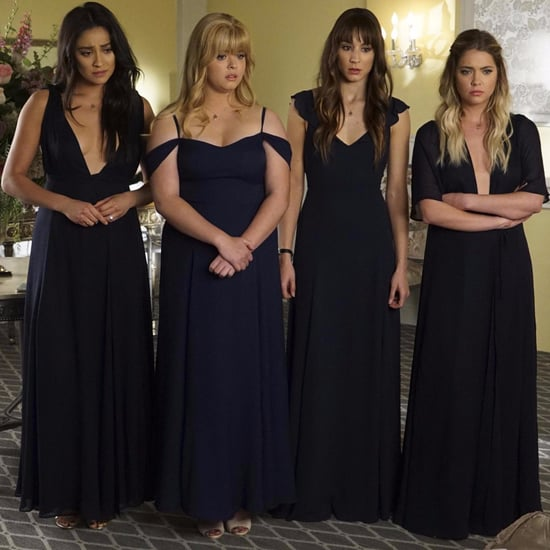 Aria's Wedding on Pretty Little Liars | Pictures