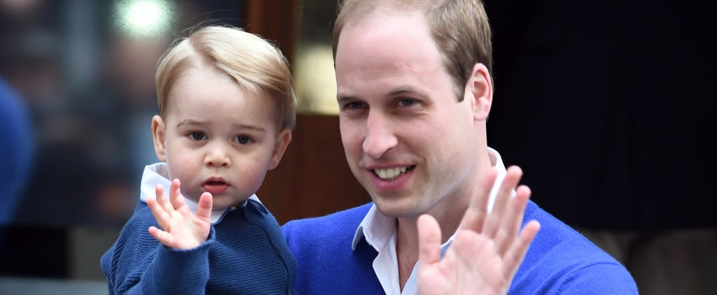 What Is Prince George's Favourite Movie?