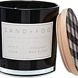 Sand + Fog Apple Cider Coconut Wax Candle