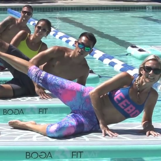 SUP Yoga Workout | Video