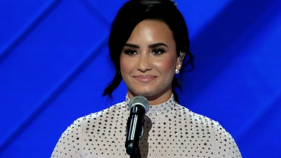 Demi Lovato Promotes Gender Equality, Performs 'Natural Woman' at the Global Citizen Festival