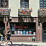 Stonewall Inn National Monument in New York City
