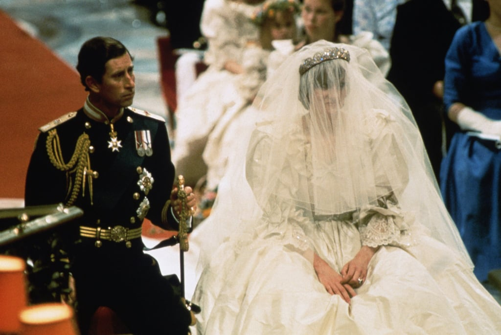 Her wedding dress had the longest train in royal history. | Princess ...