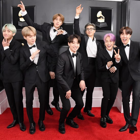 "BTS Earn First Grammy Nomination For ""Dynamite"""