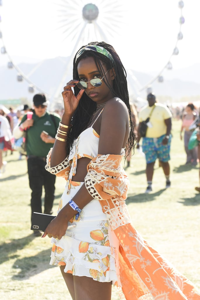 Best Beauty Looks at Coachella 2018