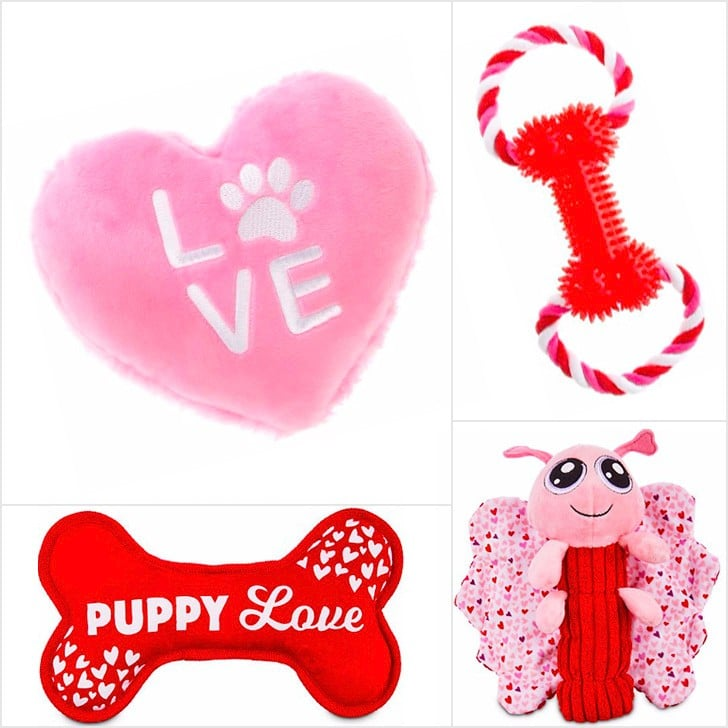 Valentine S For Dogs Toys : Valentine s day dog toys popsugar pets