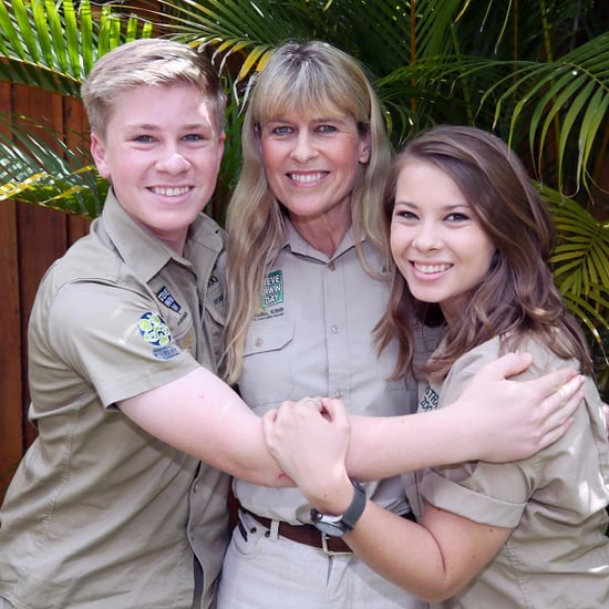 Irwin Family Celebrating Steve Irwin Day Australia Nov. 2017