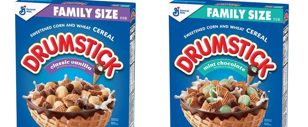 General Mills Drumstick Cereal