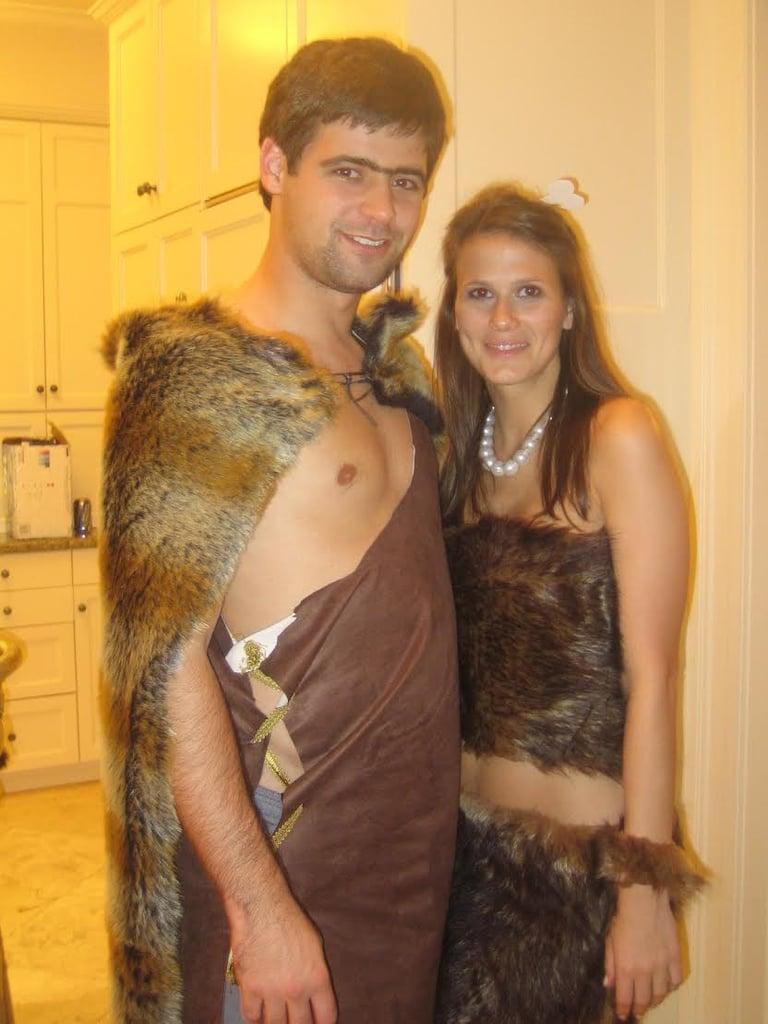 Caveman and Woman