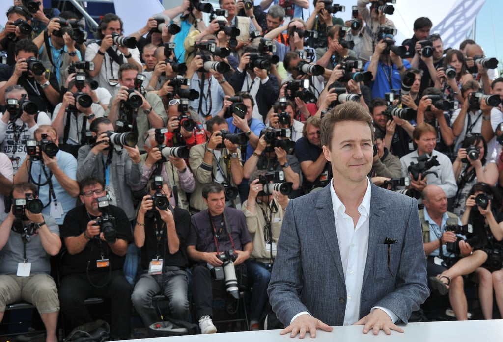 Ed Norton, Wes Anderson, and Tilda Swinton Kick Off Cannes!