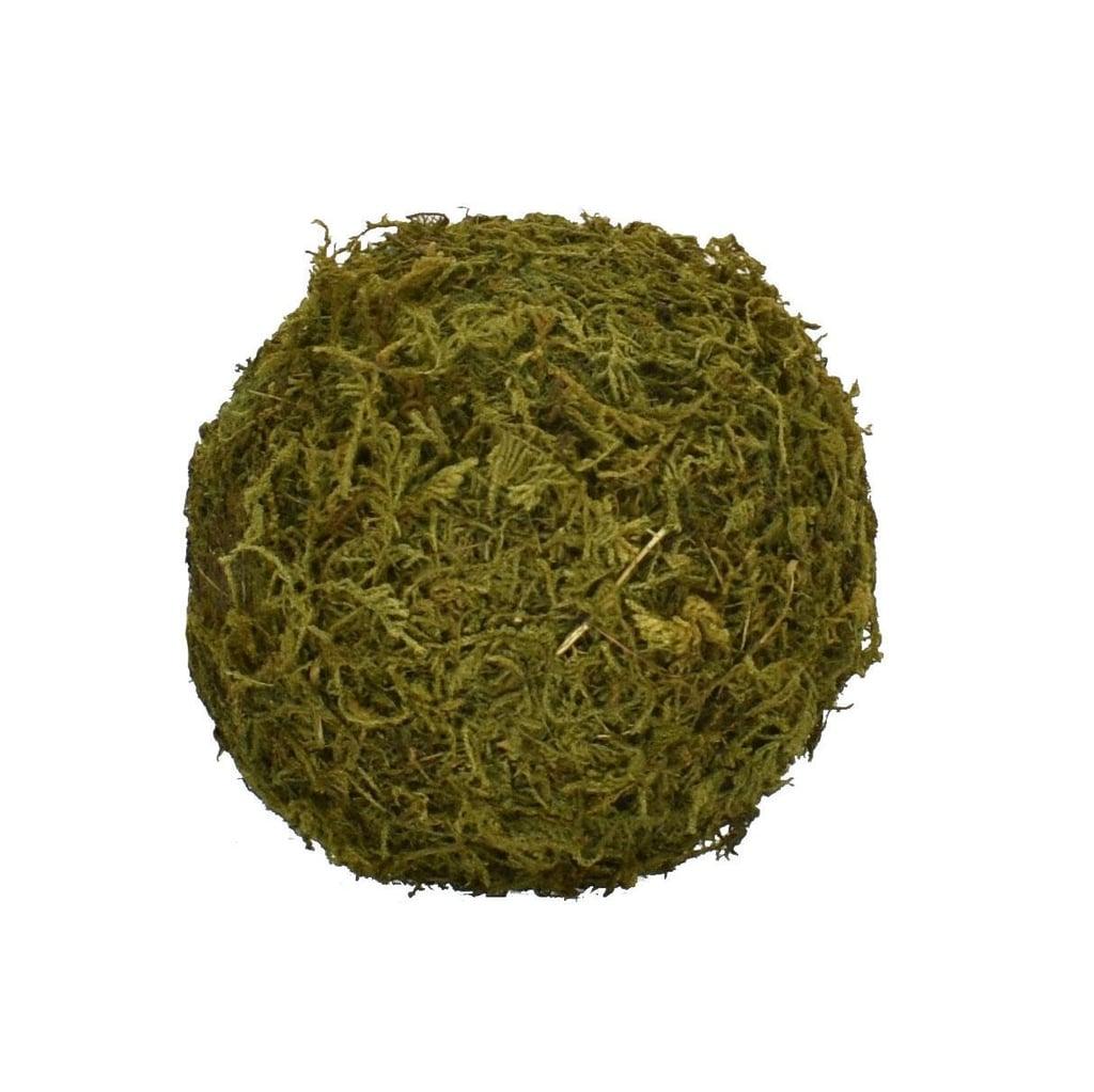 5 in. Mossy Sphere