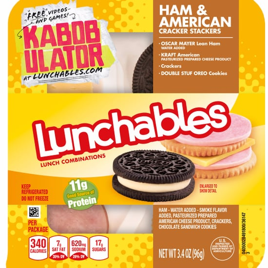 Lunchables Ham and American Cracker Stackers Recall