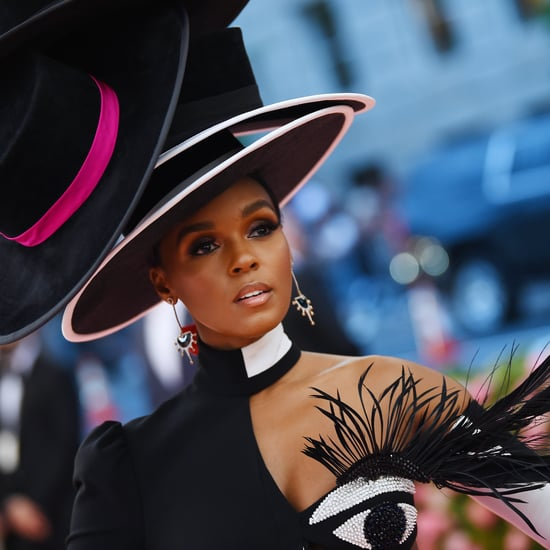 Janelle Monáe's Hair at Met Gala 2019