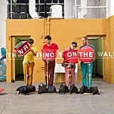 """The Writing's on the Wall"" by OK Go"