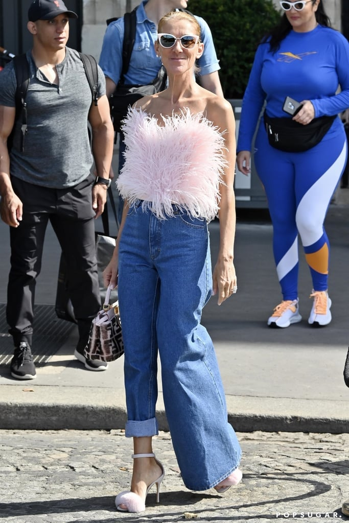If Céline Dion no longer wears symmetrical jeans, neither should you.