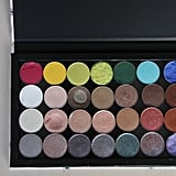 You can rearrange your eye shadow colors however you'd like for a custom palette.