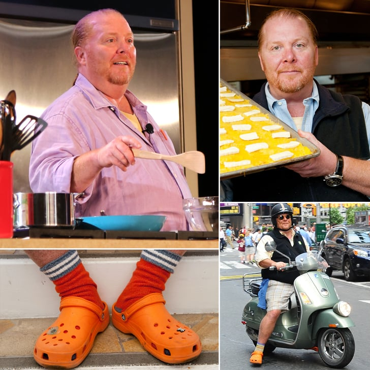 Mario Batali's 12 Greatest Tips For the Home Cook