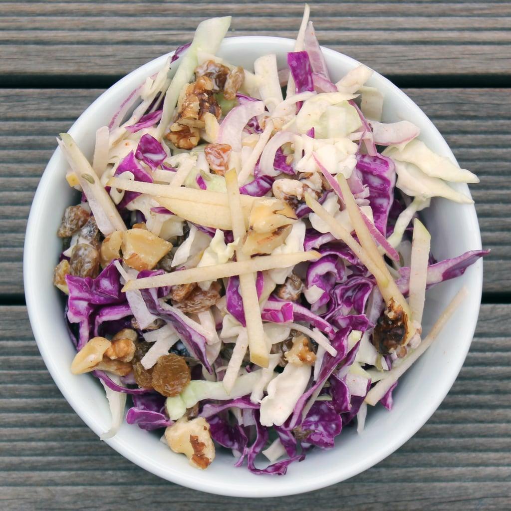 Apple Cabbage Detox Salad