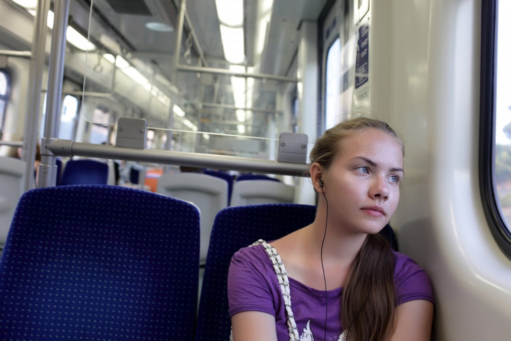 Don't Treat the Train Like a Dance Club