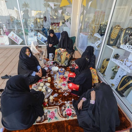 مهرجان أمّ الإمارات في أبوظبي