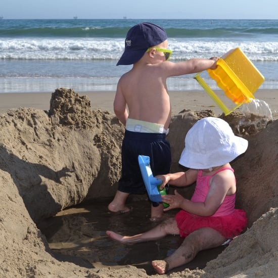 Easy Beach Activity For Kids